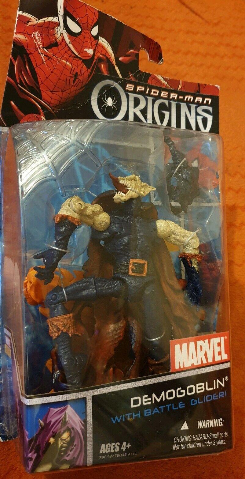 Demogoblin CON ALIANTE Marvel leggende SPIDERuomoazione cifra 6 SCALA SIGILLATO