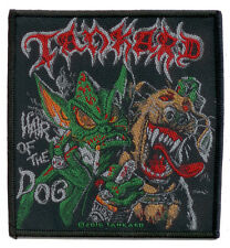 TANKARD Patch HAIR OF THE DOG Patch ♫ Thrash Metal ♫ from Frankfurt
