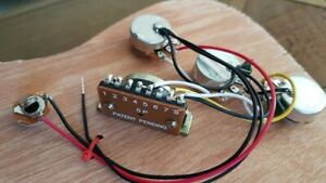 KIT-STRATOCASTER-complet-wiring-harness-3x-500k-pour-guitare-strat