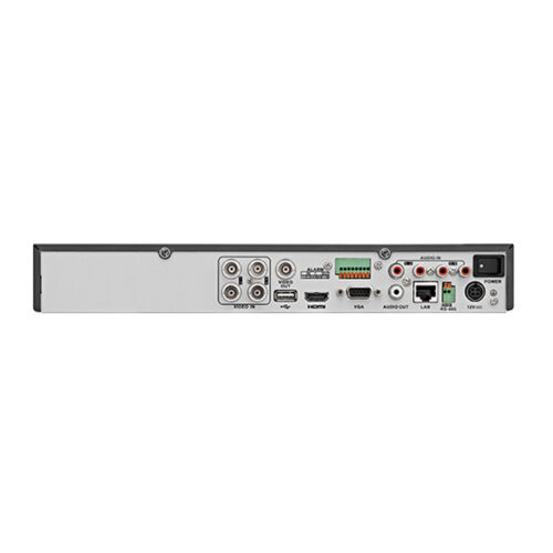 LTN8704T-HT Hybrid 4CH HD TVI 3.0//Analog 4CH IP 40MB Up To 4K//8MP Cam NVR No HDD