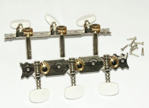 Wandergitarre Mechaniken für Akustik-Gitarre Westerngitarre Gitarrenmechanik