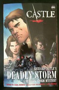 CASTLE-ABC-1-Deadly-Storm-TPB-1st-Printing-2013-MARVEL-Comics-VF-NM-Book