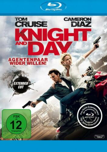 1 von 1 - Knight and Day -Tom Crusie -Cameron Diaz - Extended Cut - Blu Ray