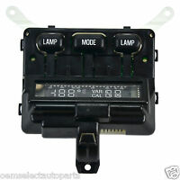 1999-2001 Ford Explorer Roof Console Compass Temperature Display on Sale