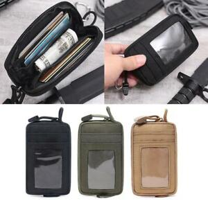 Tactical-Waterproof-EDC-Wallet-Coin-ID-Card-Bag-Key-Pocket-Money-Waist-Pouch