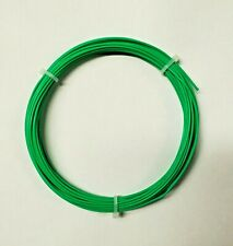 22 Awg 600v Mil Spec Wire Ptfe Green Stranded Silver Plated Copper 25 Ft