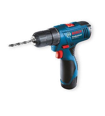 bosch gsr 10 8 2 li professional cordless drill driver body only 689012777058 ebay