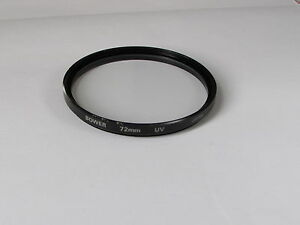 Used-Bower-72mm-UV-Lens-Filter-Made-in-Japan-6308004