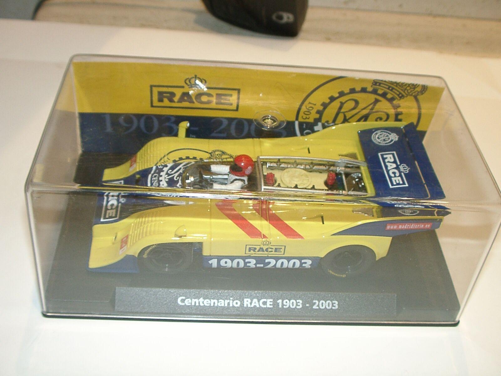 STsz) FLY E161 96018 PORSCHE 917 RACE 1903-2003 LTED utgåva - smassa 1 32 skala