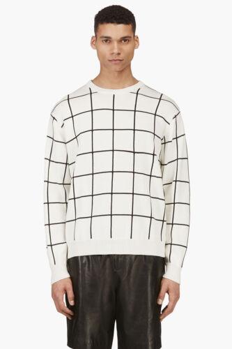 jersey Alexander 100 T Nwt punto Xl de algodón Authentic Wang Por xqwtn5X074