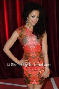 Alexander-Mcqueen-MCQ-Floral-Print-Dress-UK10-12-SZM-New