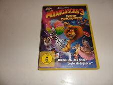 DVD  Madagascar 3: Flucht durch Europa