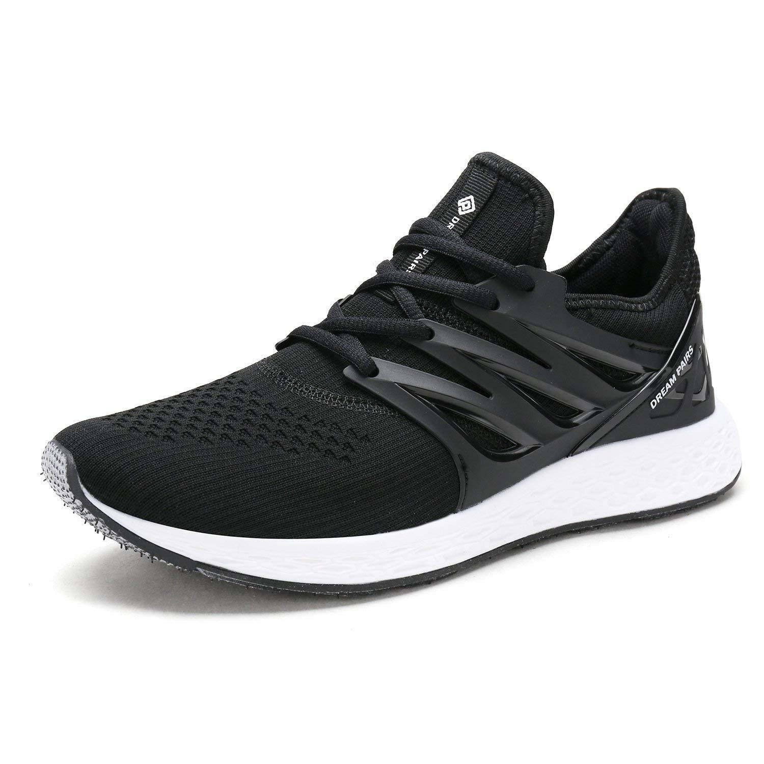 DREAM PAIRS Men's Casual Athletic Lightweight Breathable shoes Sneakers