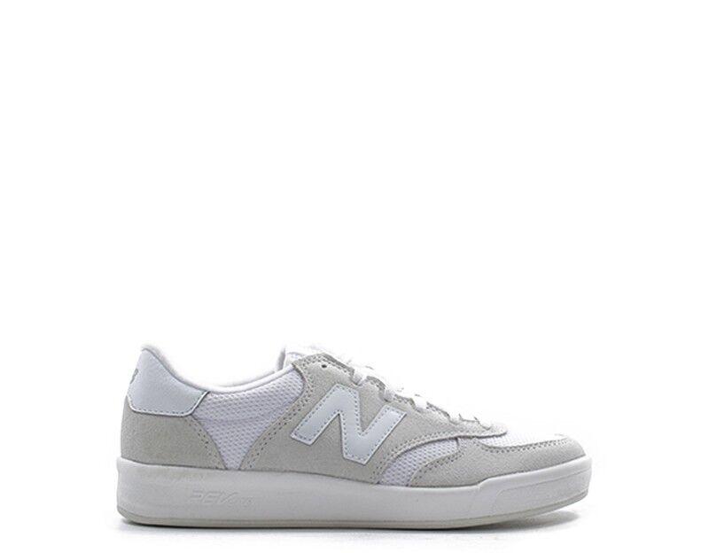 Scarpe NEW BALANCE Donna scarpe da ginnastica  BIANCO Scamosciato,Tessuto WRT300MS