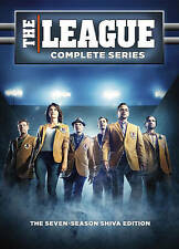 The League Complete TV Series ~ Season 1-7 (1 2 3 4 5 6 7) NEW 14-DISC DVD SET