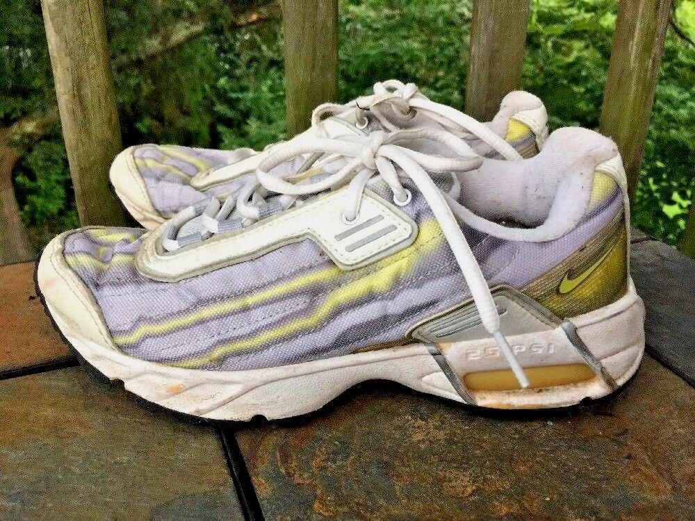 Nike Air Max Run @ SALE @ Run Yellow Tie Dye Lightening Bolt Womens Shoes Size 8 ❤️b3 7db81a