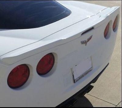 FOR CHEVROLET CORVETTE C6 Pre-Painted DRIFTER-Style Rear Spoiler Wing 2005-2013