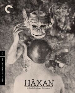 Haxan-The-Criterion-Collection-BLU-RAY-2019-BRAND-NEW-FAST-SHIPPING