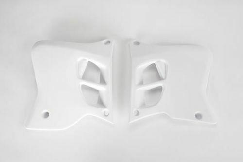 UFO Plastics Radiator Covers YA02856046 White Replacement Plastic 11-6414