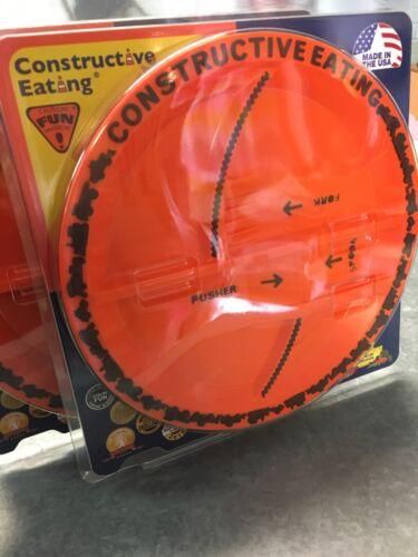Constructive Eating Meal Time Fun Help Learning Food Motor Skills Kids Boys Girl