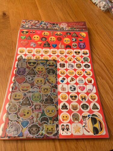 Paper Projects Mega Pack Sticker Sheet Various themes see list