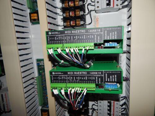 Control Techniques Midi Maestro 140X8//16 Servo Drive