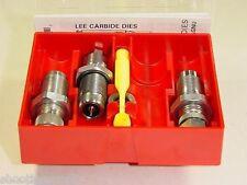 LEE Carbide 3 Die Set 9mm Luger 9mm Parabellum 9x19mm Nato 90509