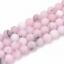 6mm-Steinperlen-Natural-Beads-ca-60St-Faedelloch-1mm Indexbild 2