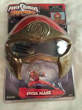 Power Rangers Ninja Storm Swim Mask