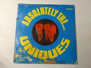 The-Uniques-Absolutely-The-Uniques-Vinyl-LP-REGGAE-ROCKSTEADY