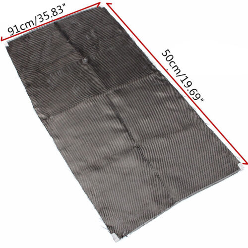 39.76x20 inch Real Plain Weave Carbon Fiber Cloth Carbon Fabric Twill