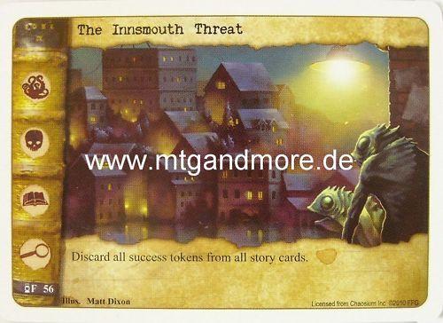Call of Cthulhu 1x The Innsmouth Threat  #056