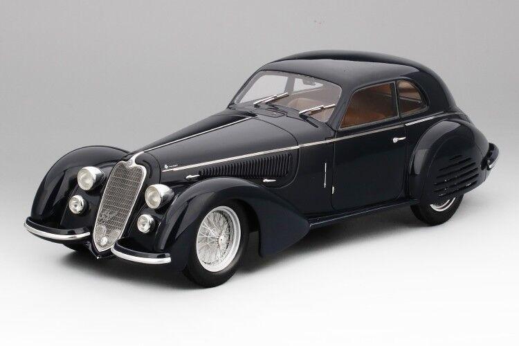 1937 Alfa Romeo Romeo Romeo 8 C 2900B Lungo en escala 1:18 por TSM fdf60a
