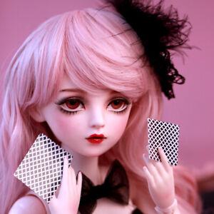 1-3-Ball-Jointed-Doll-60cm-BJD-Puppe-mit-veraenderbaren-Augen-Peruecken-Kleidung
