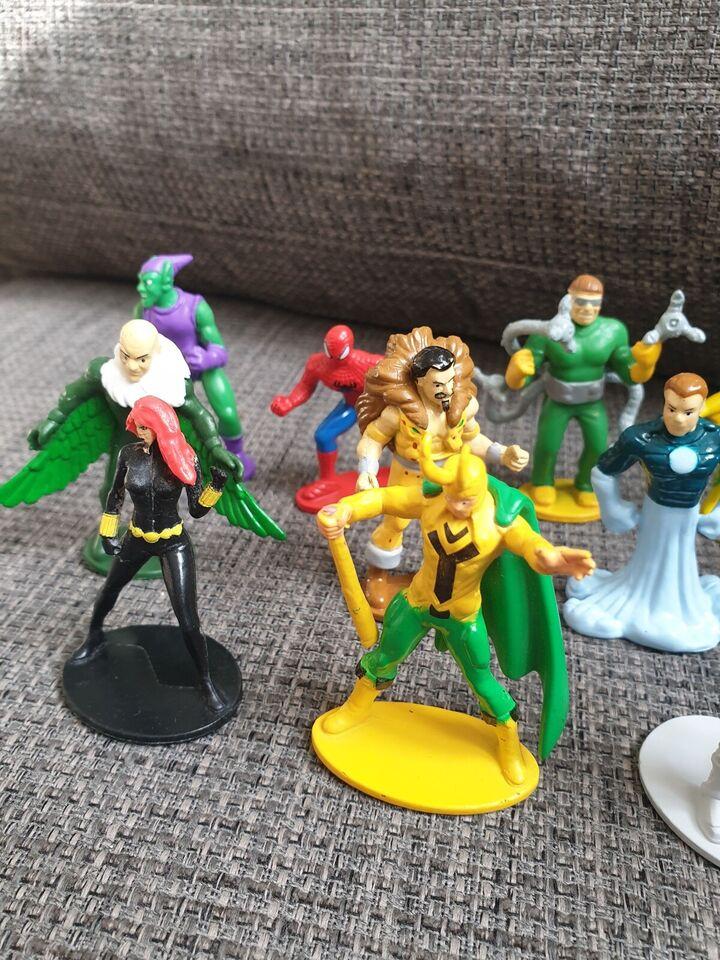 Superhelt, Marvel