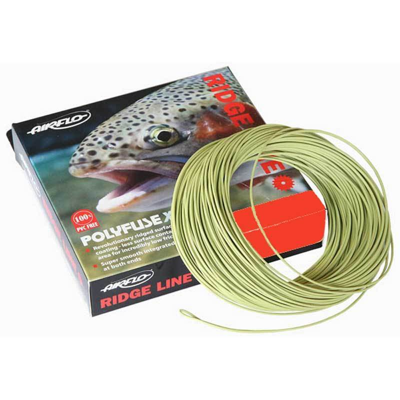 AirFlo Ridge Line Polyfuse XT Ridge Supple Tactical  Fly Line WF6F  discount promotions