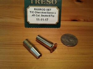 TRESO-45-caliber-Ramrod-seater-amp-Ramrod-End-brass-11-11-17-MADE-IN-USA