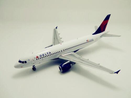 GeminiJets 1//200 Diecast Aircraft Model,Delta Air Lines,Airbus A320,G2DAL328