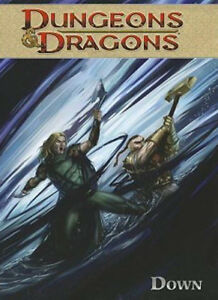 Dungeons-amp-Dragons-Volume-3-Down-by-John-Rogers-Hardback-IDW-Graphic-Novel