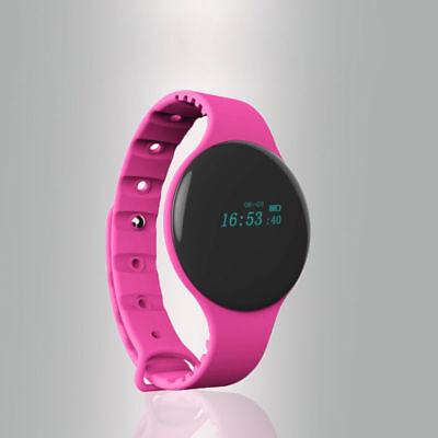 Waterproof Bluetooth Smart Watch Sport Bracelet Sleep Monitor Fitness Tracker