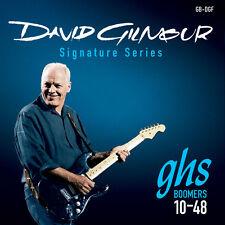 GHS GB-DGF David Gilmour Signature Series Blue Electric Guitar Strings 3 PACK
