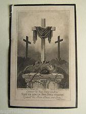 IMAGE d' AVIS MORTUAIRE : Abbé Joseph BAUDRY, Vicaire de St Donatien (Nantes) .