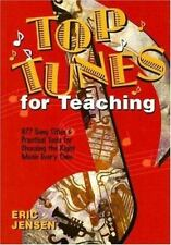 Top Tunes for Teaching: 977 Song Titles & Practical Tools for Choosing the Right