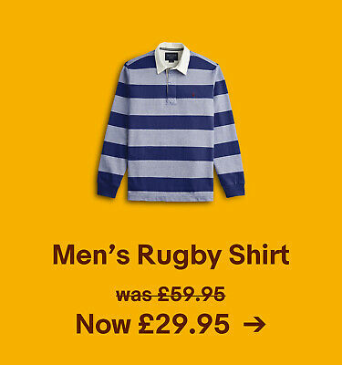 Men's Rugby Shirt