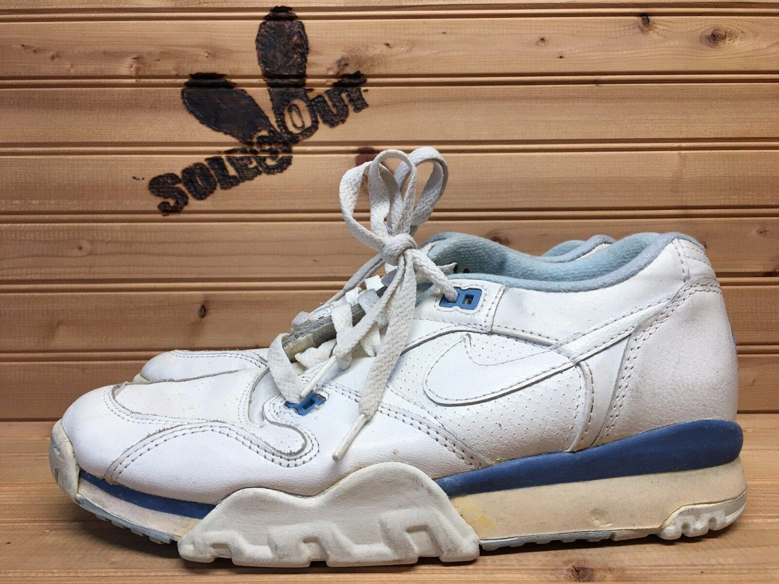 1988 OG Vintage Womens Nike Air Cross Trainer sz 7.5 White