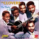 The Feelin' Is Good by The Clovers (CD, Feb-2011, 2 Discs, Jasmine Records)