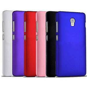 reputable site 46a7d b4f21 Details about For Lenovo Vibe P1 Snap On Matte hard case back cover