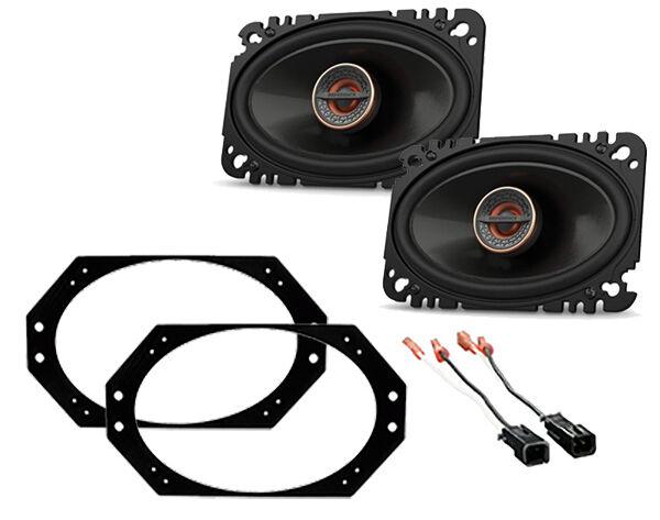 infinity dash car stereo speaker mounting brackets w. Black Bedroom Furniture Sets. Home Design Ideas