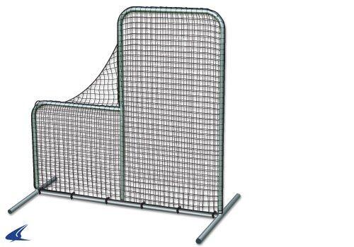 CHAMPRO Baseball Softball Pitcher's Safety Style 7 'x7' L-Screen (NEW)