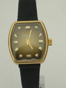 NOS-NEW-VINTAGE-SWISS-MADE-ST-STEEL-HAND-WINDING-CARPENTIER-WOMEN-039-S-WATCH-1960-039-S